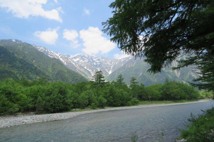 Камикоти - Японские Альпы