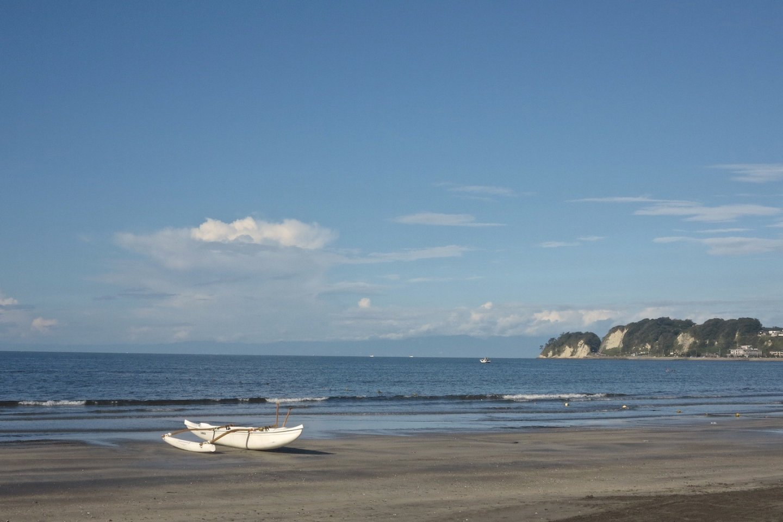 Der Zaimokuza Strand