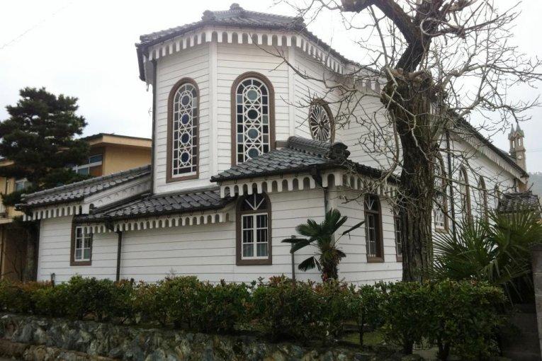 โบสถ์Miyazu Catholic