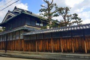Le quartier de Kamikoma