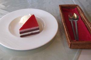 Framboise cake