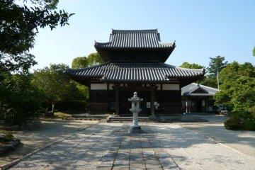 Kaidan-in Temple, Dazaifu, Fukuoka