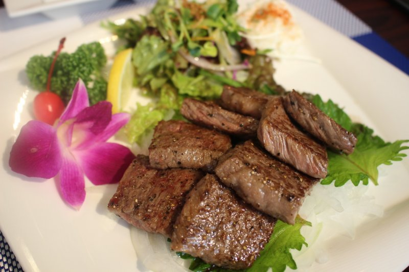Meriken Hatoba Kobe Beef Hyogo Japan Travel Tourism Guide - Map of kobe beef in us