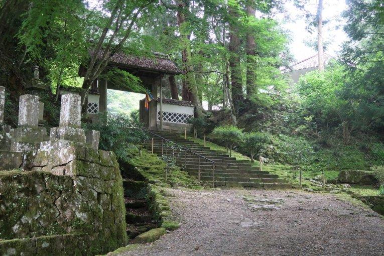 Youmeiji Temple, Tsuwano