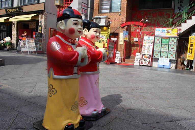 Nankinmachi - Chinatown di Kobe