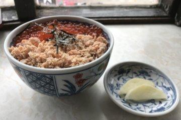 ร้าน Utoro Women's Fishery Cafeteria