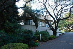 Koishikawa Botanical Garden Admin Building