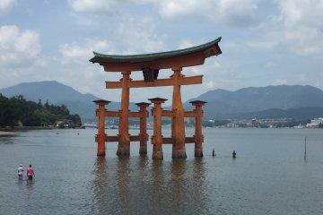 Miyajima, Paraíso na Terra