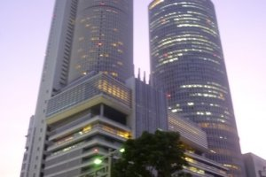 Nagoya's Twin Towers