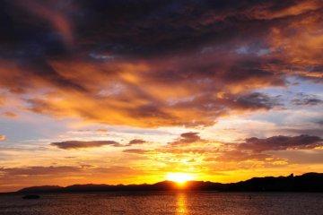 Breathe in the Sun in Matsue