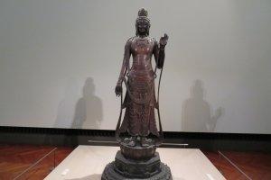Buddhist Statue during Kamakura Period