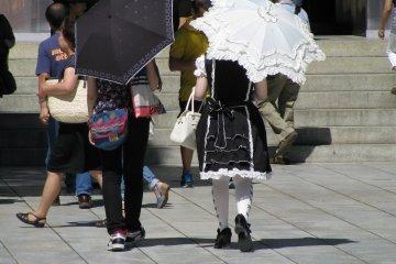 Как Одеваются В Японии