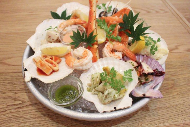 #Uni Seafood