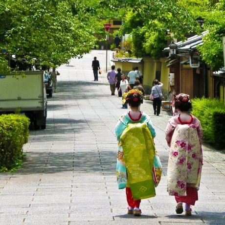 Guide to Hiring a Kimono in Kyoto on a Budget