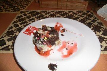 Sri Lankan style dessert