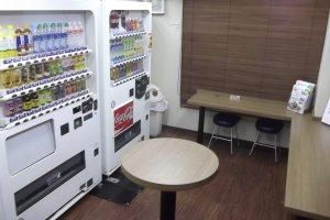 Торговые автоматы с напитками
