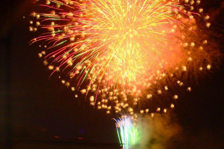 Niigata Festival Fireworks