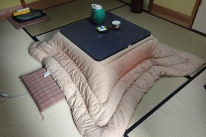 Kotatsu Heated Table