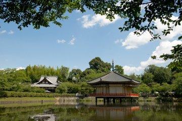 Ukimi-do Hall (Nakamaro-do)