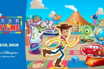 อีเว้นต์พิเศษ Pixar Playtime