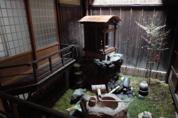Rakuza Guesthouse Garden