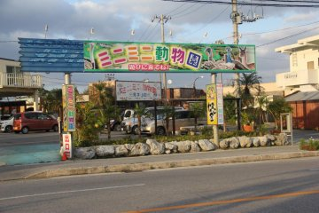 <p>The Mini Mini Zoo is located on Route 16 in Uruma City about two kilomenters east of Route 329.</p>