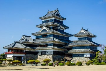 The Original Matsumoto Castle