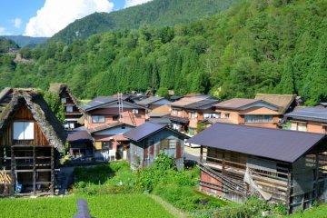 Desa Shirakawa