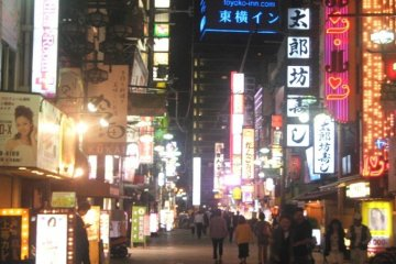 Toyoko Inn Juso Osaka