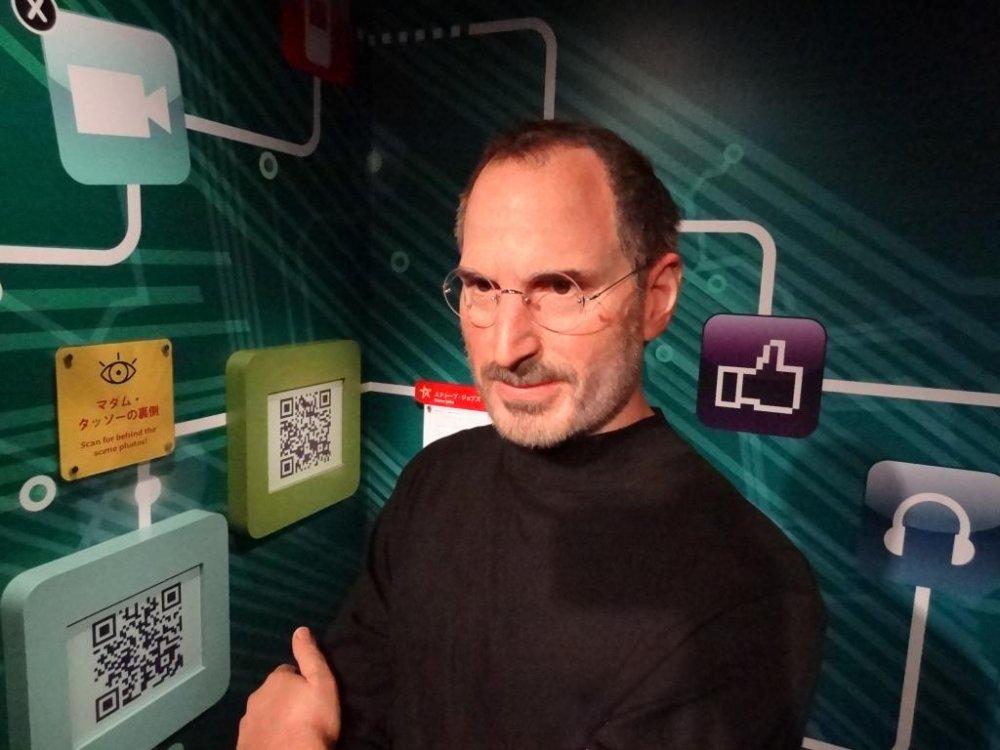 ทดสอบความรู้เกี่ยวกับผลิตภัณฑ์แอปเปิ้ลกับ Steve Jobs