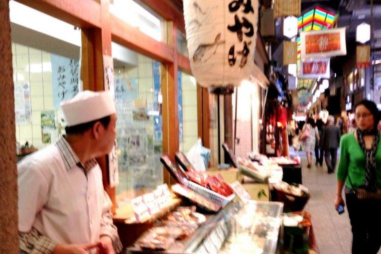 Pasar Makanan Nishiki Ichiba