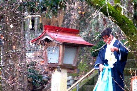 Đền Kitakinokura Yotsumiya