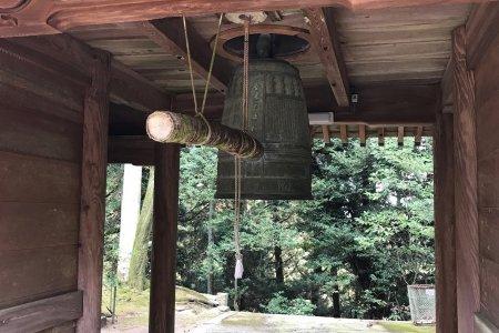 Kuil Joryu-ji dan Hutan Ise