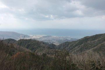 Awaji's West Coast Scenery