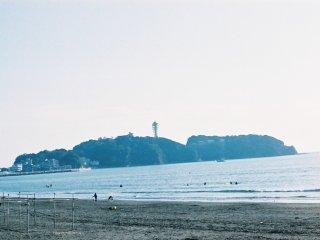 Biểu tượng của Enoshima: Ngọn hải đăng Enoshima Sea Candle