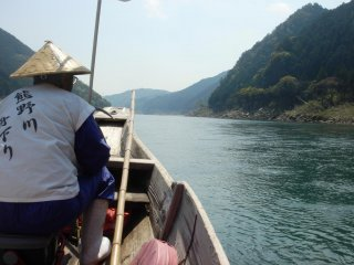 All captains are experienced boatsmen; our captain was over 80 years old