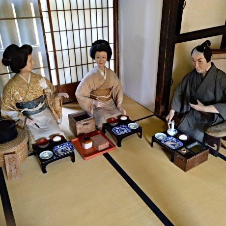 Sinta-se no Tempo dos Samurais em Shimabara