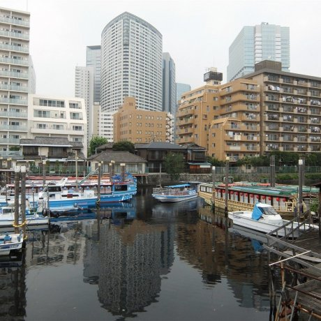 Tokaido Walking Tour in Shinagawa