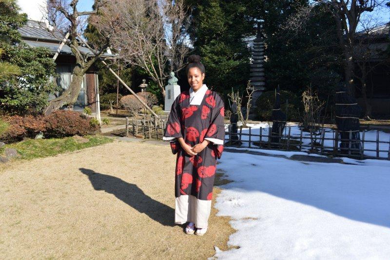 La location de Kimono à Yuki, Ibaraki