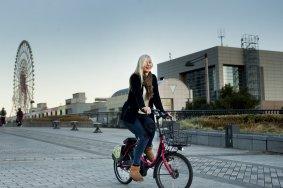 Unlock Tokyo with Japan Travel Bike