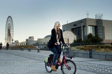 Khám phá Tokyo với Japan Travel Bike