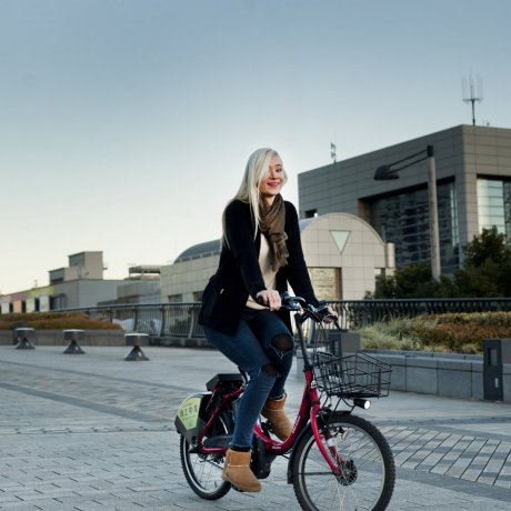 JapanTravel.Bikeを使って東京を旅しよう