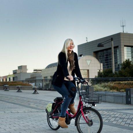 Jelajahi Tokyo dengan Sepeda Japan Travel