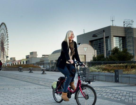 JapanTravel.Bike遊覽東京