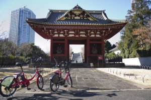 Japan Travel Bike: Andar en bicicleta en Japón