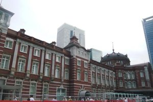 匯集豐富多彩早餐地的東京車站