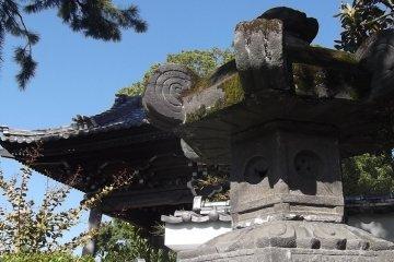 Kuil Kaizen-ji di Chigasaki