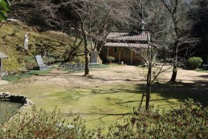 Tsuwano, where one can really feel the spirituality of such places, without flocks of tourists