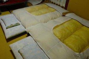 Futon bedding