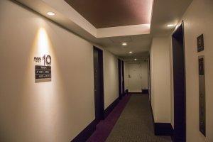 Khách sạn Henn Na, Ginza